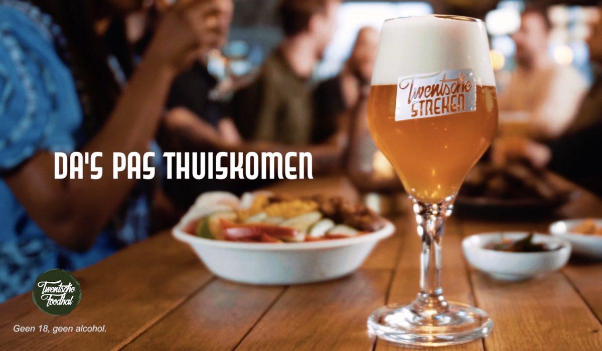 Twentsche Streken – Da's pas thuiskomen!