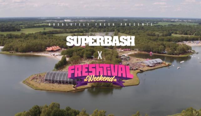 SUPERBASH X FRESHTIVAL – recap 2019